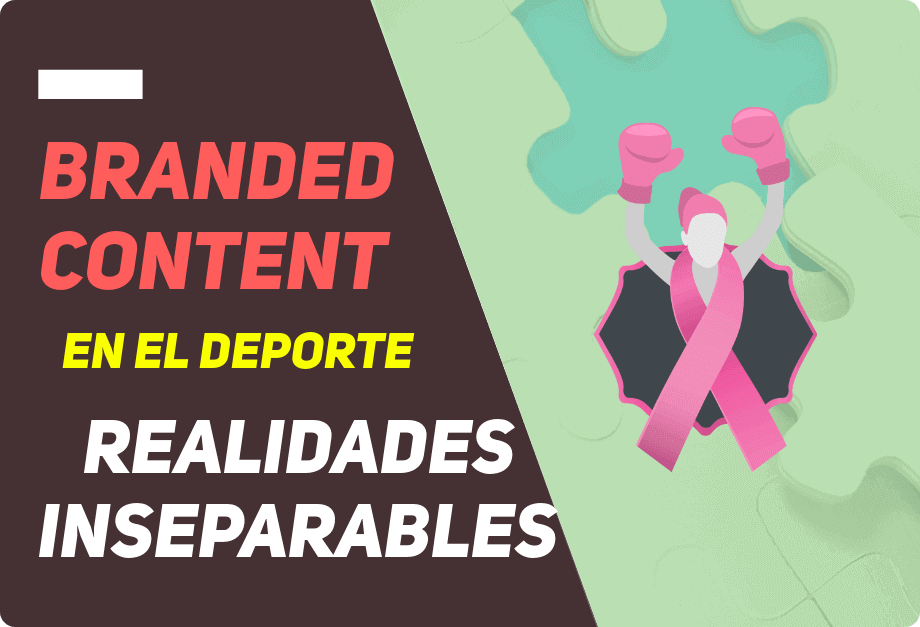 Branded content deporte
