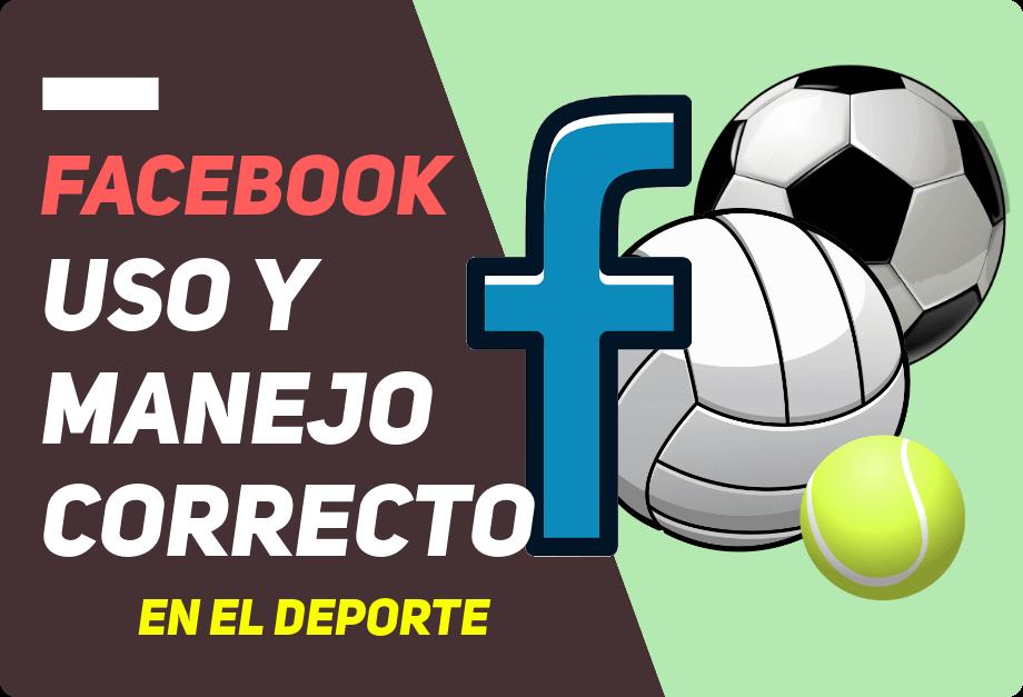 Fan Page y deporte