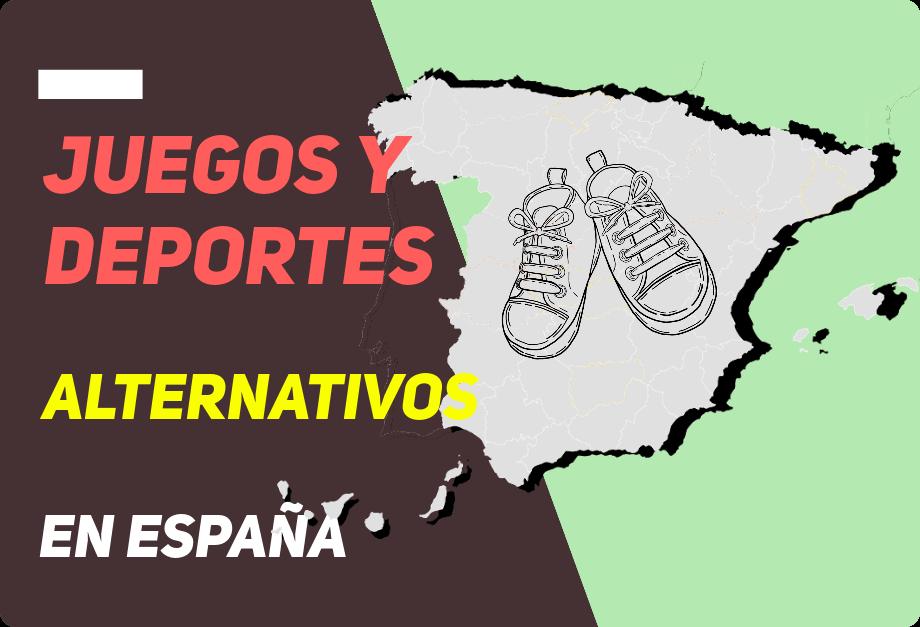 juegos y deportes alternativos en España