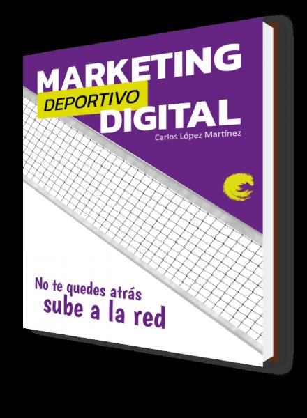 Ebook Marketing Digital Deportivo