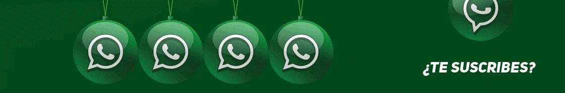 Suscripción lista Whatsapp