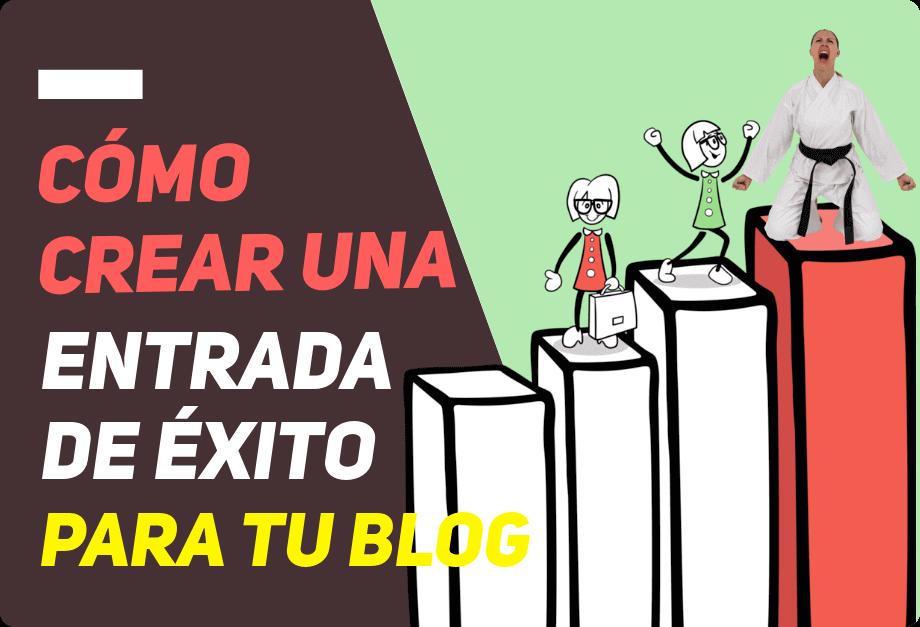 Post como crear una entrada de blog